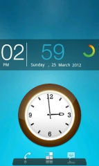 Ultimate Custom Clock Widget (UCCW)