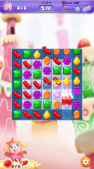 Скриншот к файлу: Candy Crush Friends Saga
